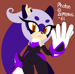 Photon by Zephyros-El