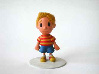 Lucas by FlintofMother3