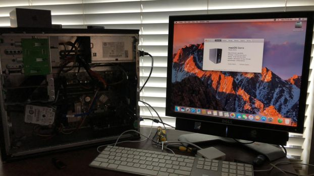 HP 6200 Pro Hackintosh (with working graphics ) by MacThePlaneh
