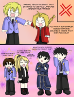 Fullmetal Meets Ouran by Heza-chan
