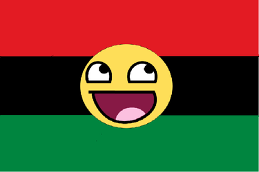 Awesome Black America by Warsie