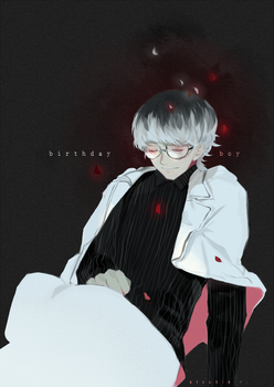 Birthday boy / Haise by Atsukie-Ringfird
