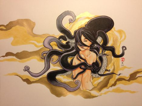 The Octopus by akemichan