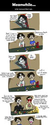Every Mark's A Critic by superloveharrypotter