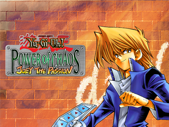 Yu-Gi-Oh! Joey The Passion Wallpaper 1 by Hynotama