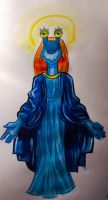 Nobody moves, I am Saint Marie by MarylandsDrawing2525