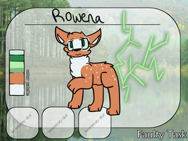 Rowena by Imnotgivingup