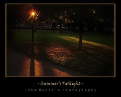 Summer's Twilight by barefootphotography