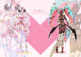 [CLOSED] AUCTION Diabeos Set2 by WhiteLie-Adopt