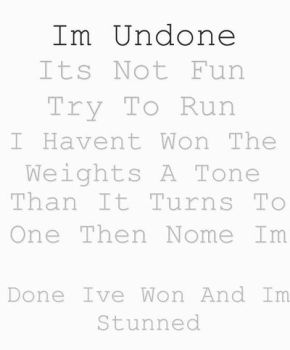 Undone by Thecoming2014