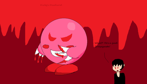 Kirby's Deadland by RichardtheDarkBoy29