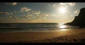 beach pano by photoplace