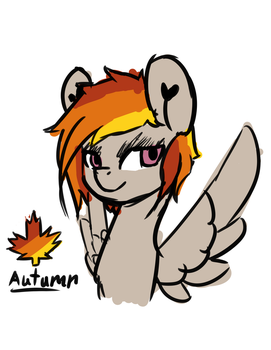 another cute random pony by PixeLoosh