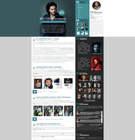 KitHaringtonFans.Com | New WordPress theme by BrielleFantasy