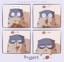 boggart - 40 by Apofiss
