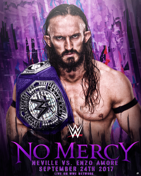 No Mercy - Promo Poster by Ara-Designs