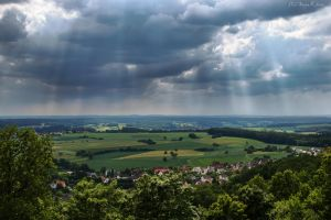 Bamberg - Enchanted Plateau by KingKlever