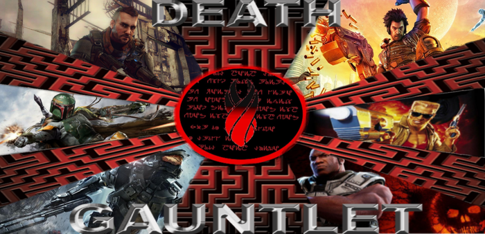 Death Gauntlet: Survival of the Space Marines by Arkham500