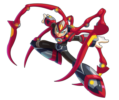 Commission: X - Spider Armor by ultimatemaverickx