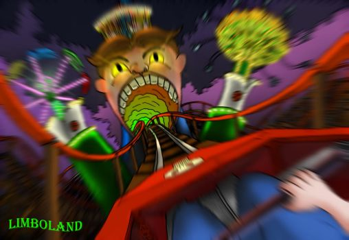 Limboland - Roller Coaster Trippy Adventure by jimsoler