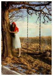 The Little Red Ridding Hood by freede
