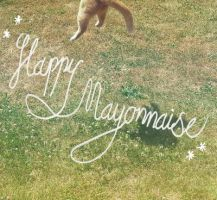 Happy Mayonnaise by Annamalie
