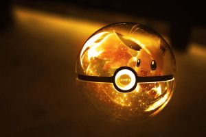 The Pokeball of Eevee II by wazzy88