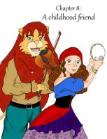 Chapter 8: A childhood friend by OMIT-Story