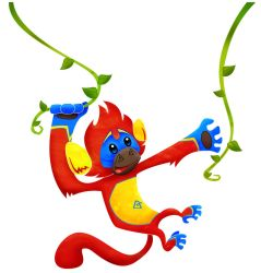 Monkey Swing by See-past-the-madness