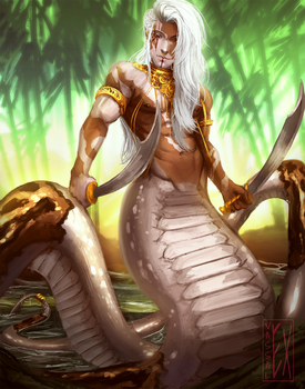 Naga by Vassalex