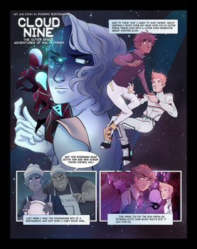 Cloud Nine - Page 1 by Domnics