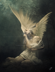 The Angel of the Earth by Ellysiumn