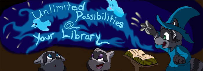 The 'Magic' of Reading! by chameleonice