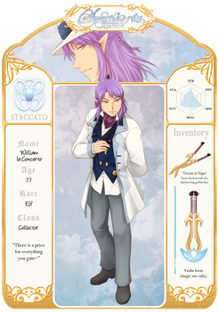 Symphoria v2: William by Zue