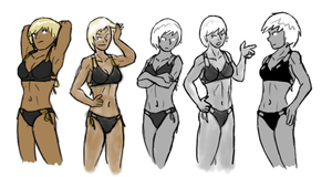 Holly color testing (Poll) by ScottaHemi