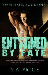 Entwined by Fate by StellaPrice