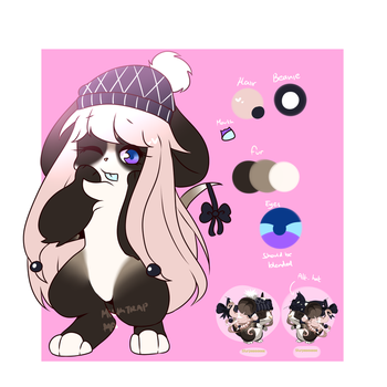 .:MISH REFERENCE 2018:. by TsudereSploonie