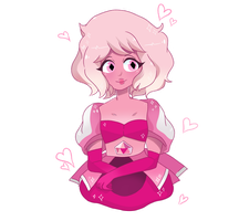 Pink Diamond by SS-Lammy