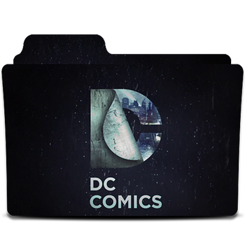 DC Comics folder icon by Andreas86