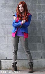 Another Charlie Bradbury pic by AnnaPandorica