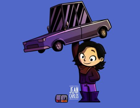 Jessica jones by ilustrajean