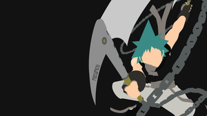 Black Star from Soul Eater | Minimalist by matsumayu