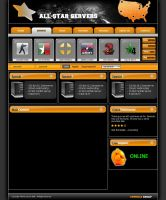 For Sale : Server Website by Henchman3