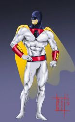 space ghost  by ivo0599