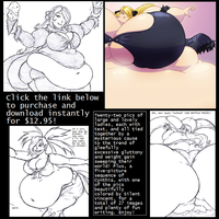 Super Effective Weight Gain, now on E-Junkie by Saxxon