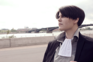 Levi (WMK 2015) by Kawaii-Fruit