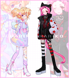 ADOPTABLE AUCTION . CLOSED by CHARIKO