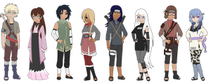 Adoptable batch by zombie-adoptables