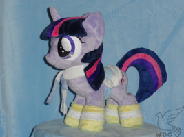 Socks Are All The Rage for Winter Twilight Filly by WhiteDove-Creations