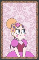 Queen Solena of Mewni - Biographical Tapestry by AversonitesUnite